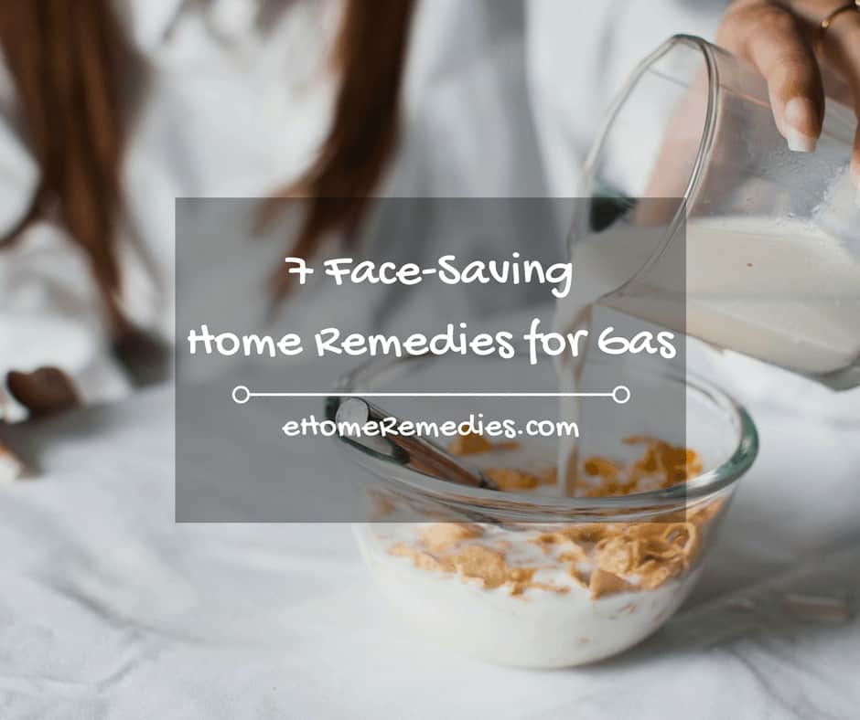 7 Face-Saving Home Remedies for Gas