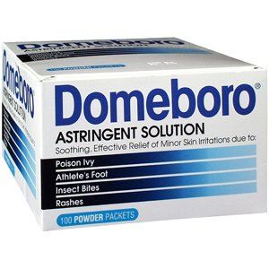 Domeboro Powder