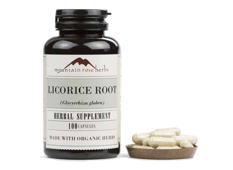Licorice Root Cap