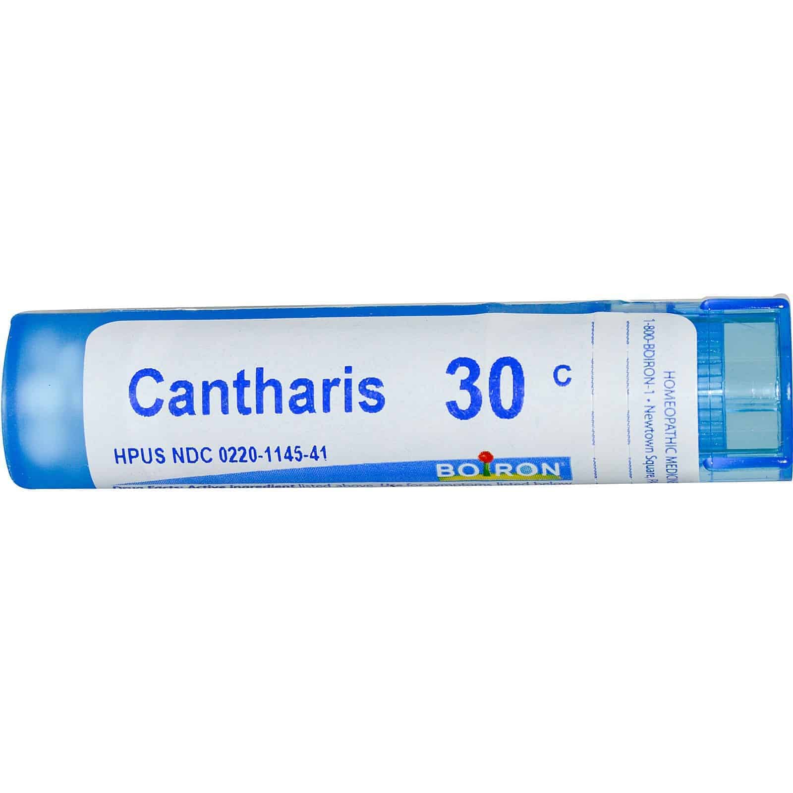 pellets of Cantharsis