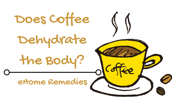 Does Coffee Dehydrate the Body