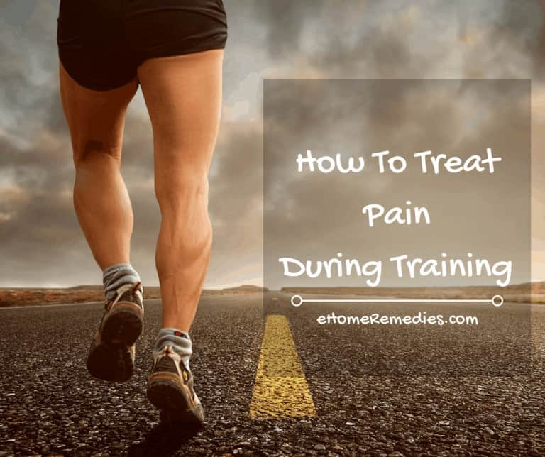 How To Treat Pain During Training