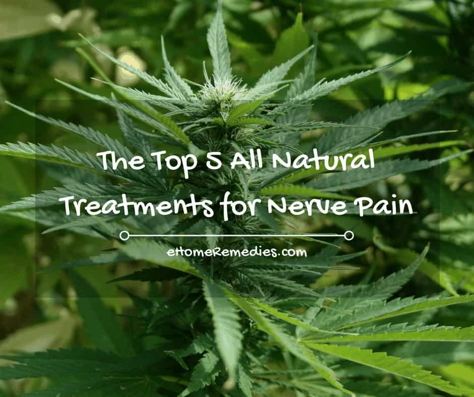 The top 5 all natural treatments for nerve pain