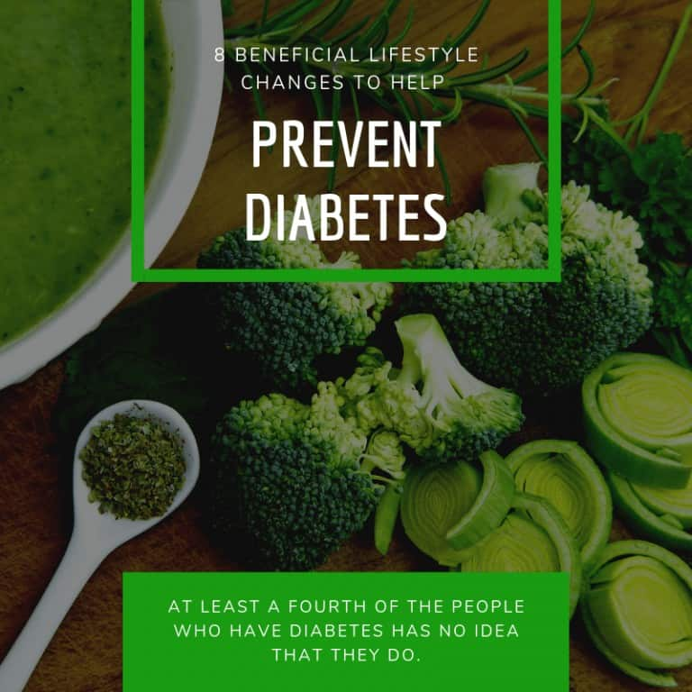 Lifestyle Changes to Help Prevent Diabetes