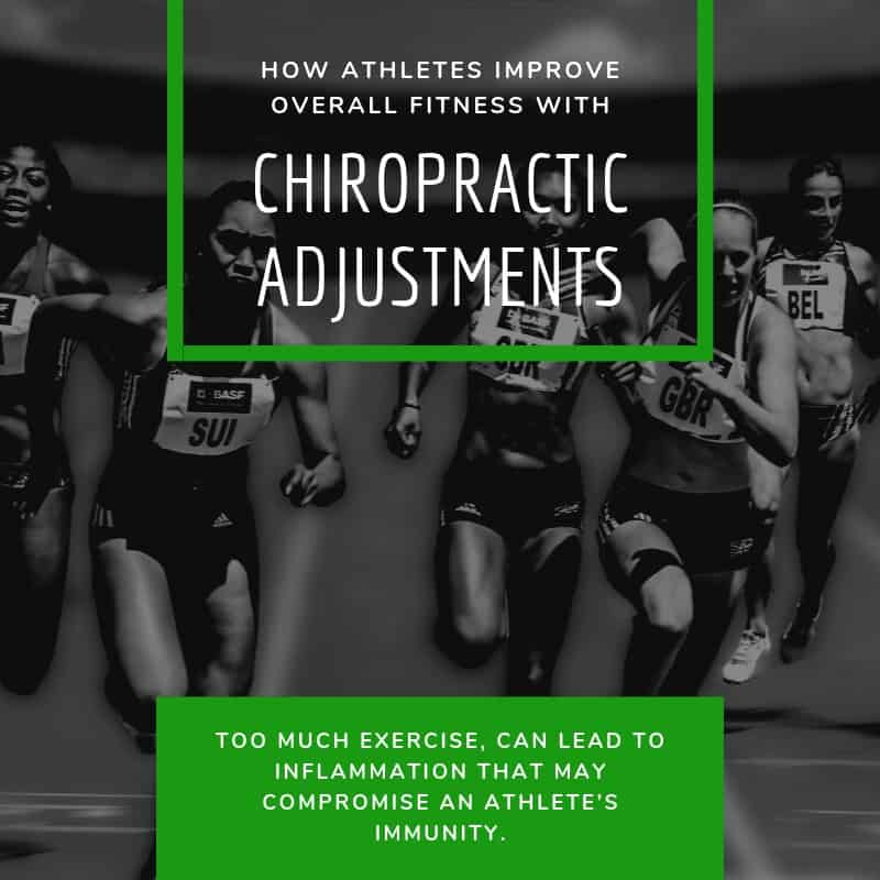 How Athletes Improve Overall Fitness with Chiropractic Adjustments
