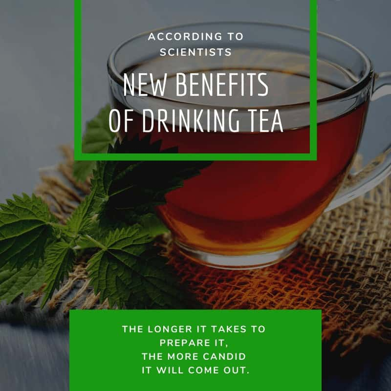 New Benefits of Drinking Tea According to Scientists