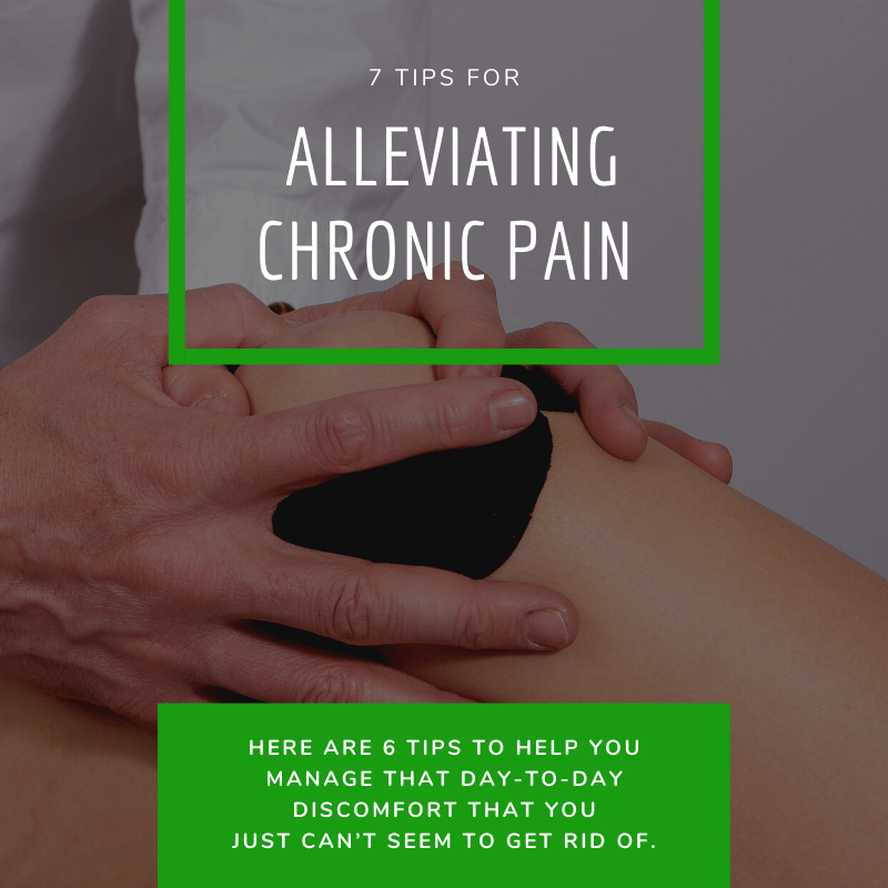 Alleviating Chronic Pain
