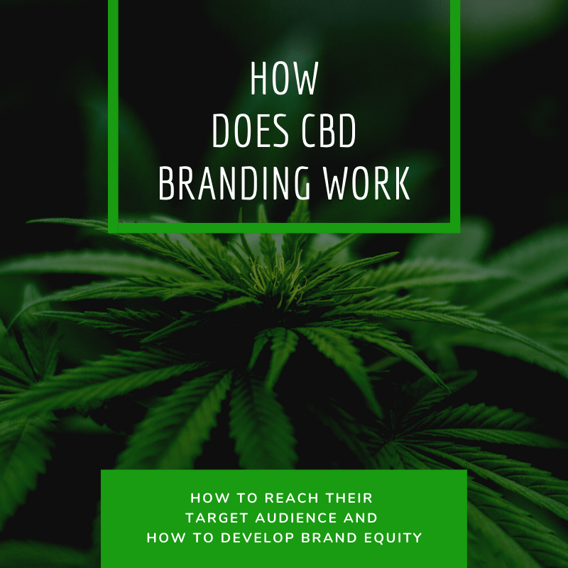 How Does CBD Branding Work